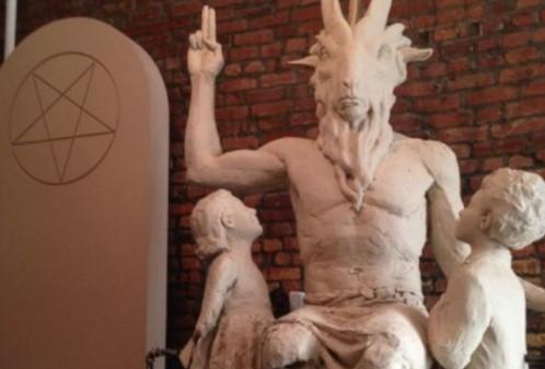 Ο σατανικός ναός στο Τέξας υποβάλλει αγωγή