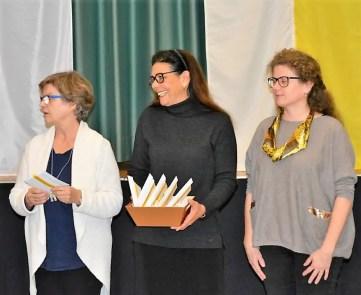 Firmkursteam: Margot Krueger, Siamaris Bürgel, Paula Kleedörfer