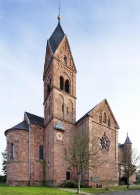 (c) St. Nikolaus, Wörth am Main
