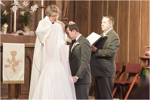 Luther Memorial Church Wedding