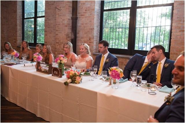 Lacuna Artist Lofts Chicago Wedding