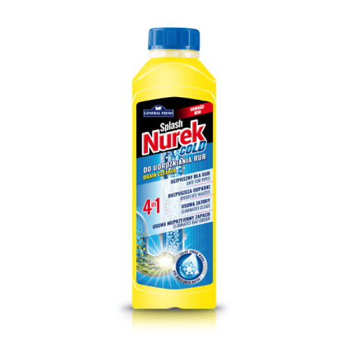 Splash Nurek Cold 400g udrażniacz do rur
