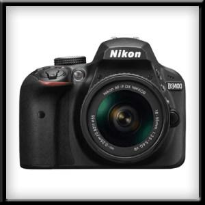 Nikon D3400 Firmware Update