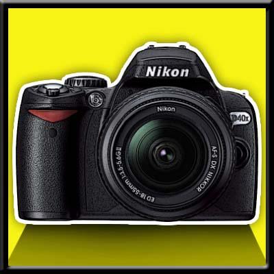 Nikon D40X Firmware Update | Setup User & Manual Download