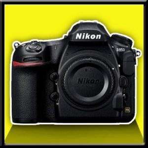 Nikon D850 Firmware Update