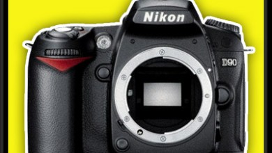 Photo of Nikon D90 Firmware Update