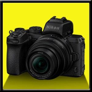 Nikon Z50 Firmware Update