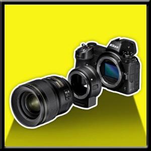 Nikon Z7 Firmware Update