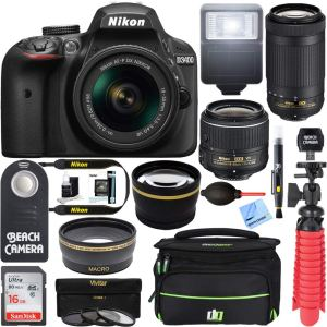 Nikon D3500 bundle refurbished