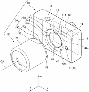 Patent application reveals new drawings of a Nikon