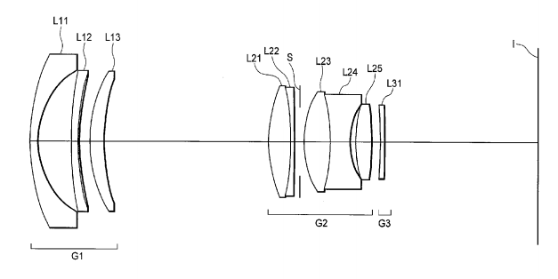 Interesting Nikon lens patents (incl. 10mm f/4 FX lens