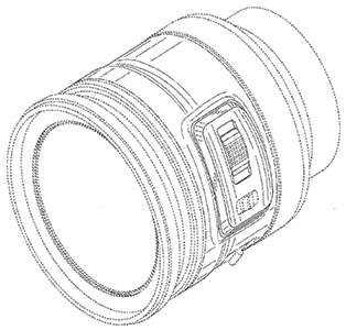 Nikon patents for 1 Nikkor 10-100mm f/4-5.6 lens and fan