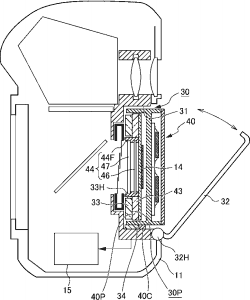 Nikon files a patent for a camera with interchangeable