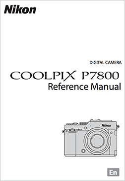 Nikon Coolpix P7800 camera to start shipping tomorrow