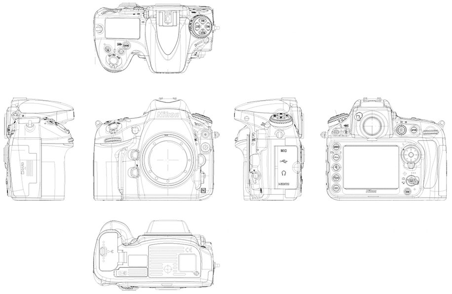 Rumors: Nikon D800s camera preliminary specifications