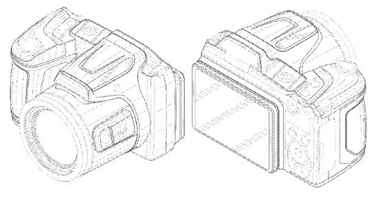Nikon has a design patent for a new Coolpix superzoom