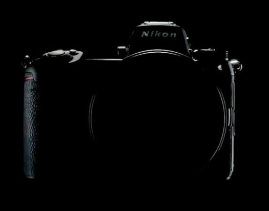 Nikon logo now clearly visible by Munotika