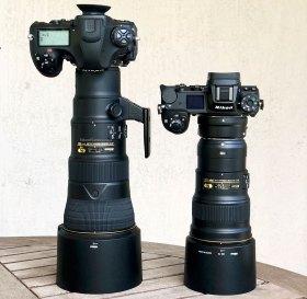 Obiettivo Nikon AF-S NIKKOR 500mm f / 5.6E PF ED VR interrotto?