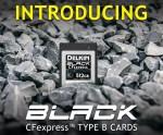Delkin ha annunciato nuove schede di memoria BLACK CFexpress di tipo B.