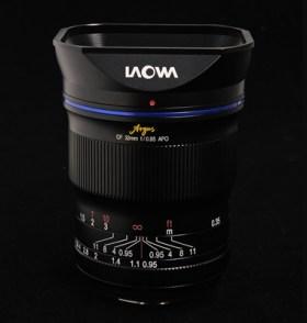 Ulteriori informazioni sui prossimi obiettivi Venus Optics Laowa per Nikon Z-mount (33 mm f / 0,95, 35 mm f / 0,95, 45 mm f / 0,95, 12-24 mm f / 5,6