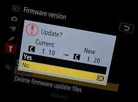 Nuovi aggiornamenti firmware per Nikon Z7II, Z6II, Z7, Z6, Z5 e Z50 rilasciati e disponibili per il download