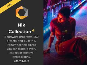 Novità: rilasciata DxO Nik Collection 4