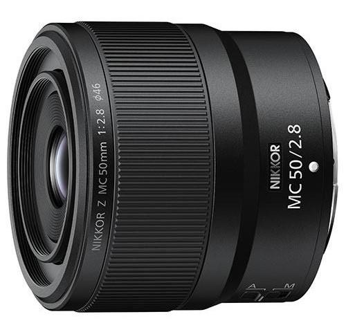Prime immagini trapelate dei nuovi obiettivi NIKKOR Z MC 105mm f/2.8 VR S e MC 50mm f/2.8 di Nikon