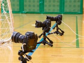 Sistema di scatto remoto Nikon NX Field: un singolo fotografo può azionare 11 fotocamere da diverse angolazioni