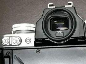 Altre immagini trapelate della prossima fotocamera mirrorless APS-C Z-mount in stile retrò Nikon Z fc