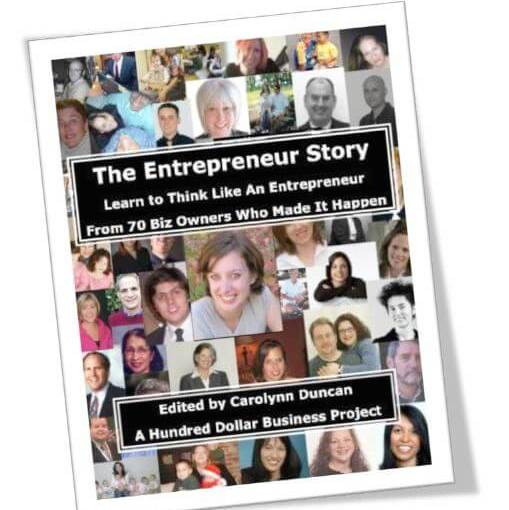 The Entrepreneur Story Finally Published