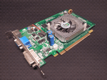 Old Graphics Card - 2
