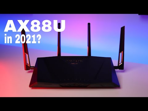 Asus AX 88U   watche before you buy v2