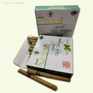 Сигареты без никотина Nirdosh Herbal Filter Dhoompan 20