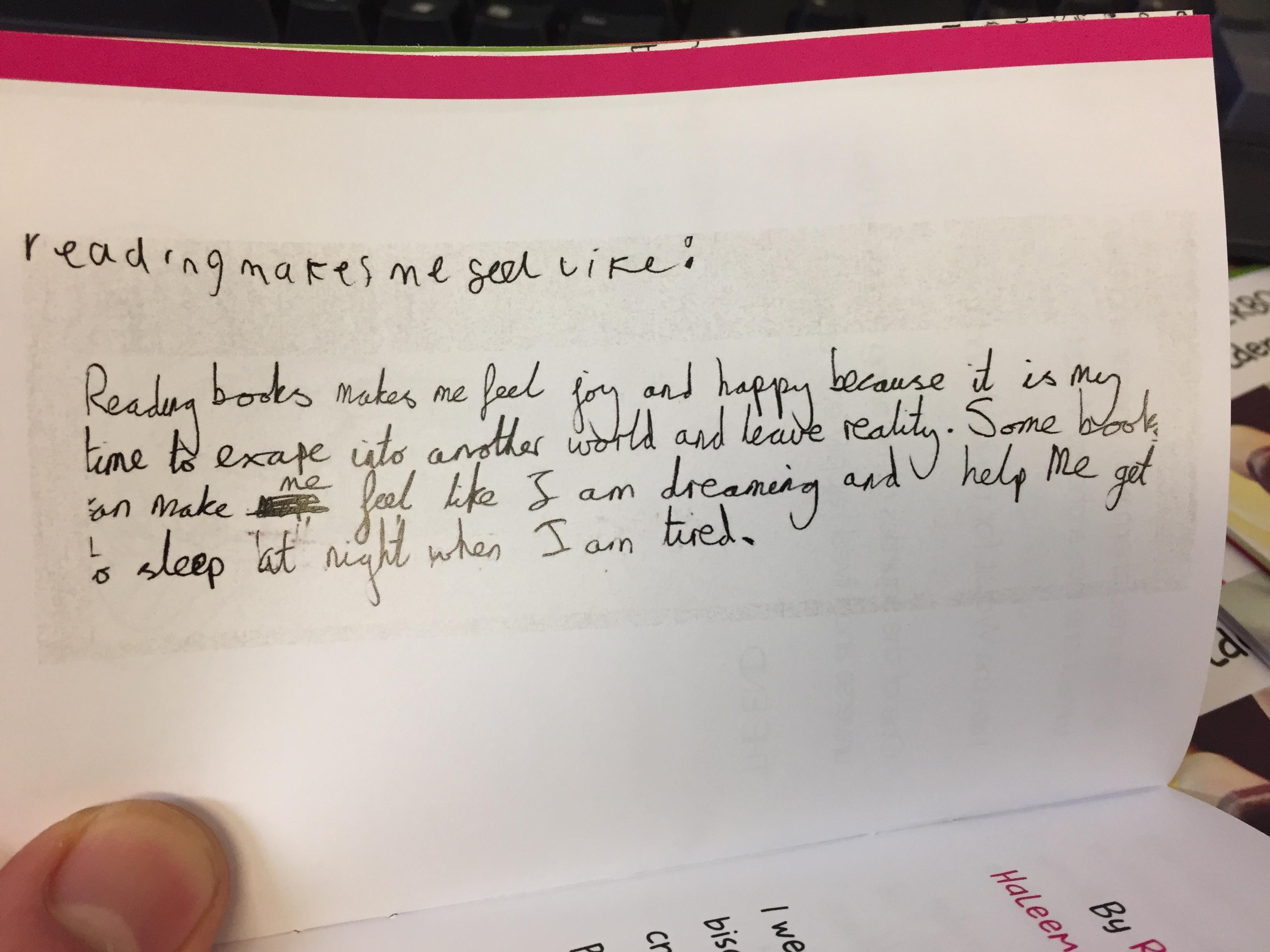 excerpts essay man