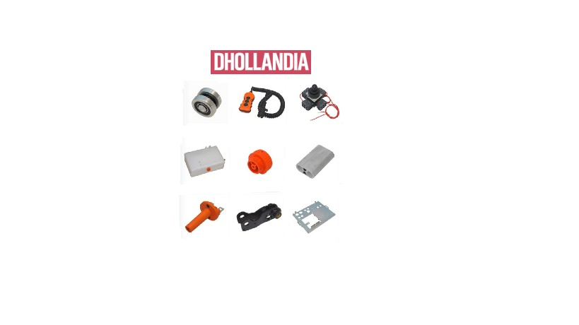 Spare parts for Dhollandia