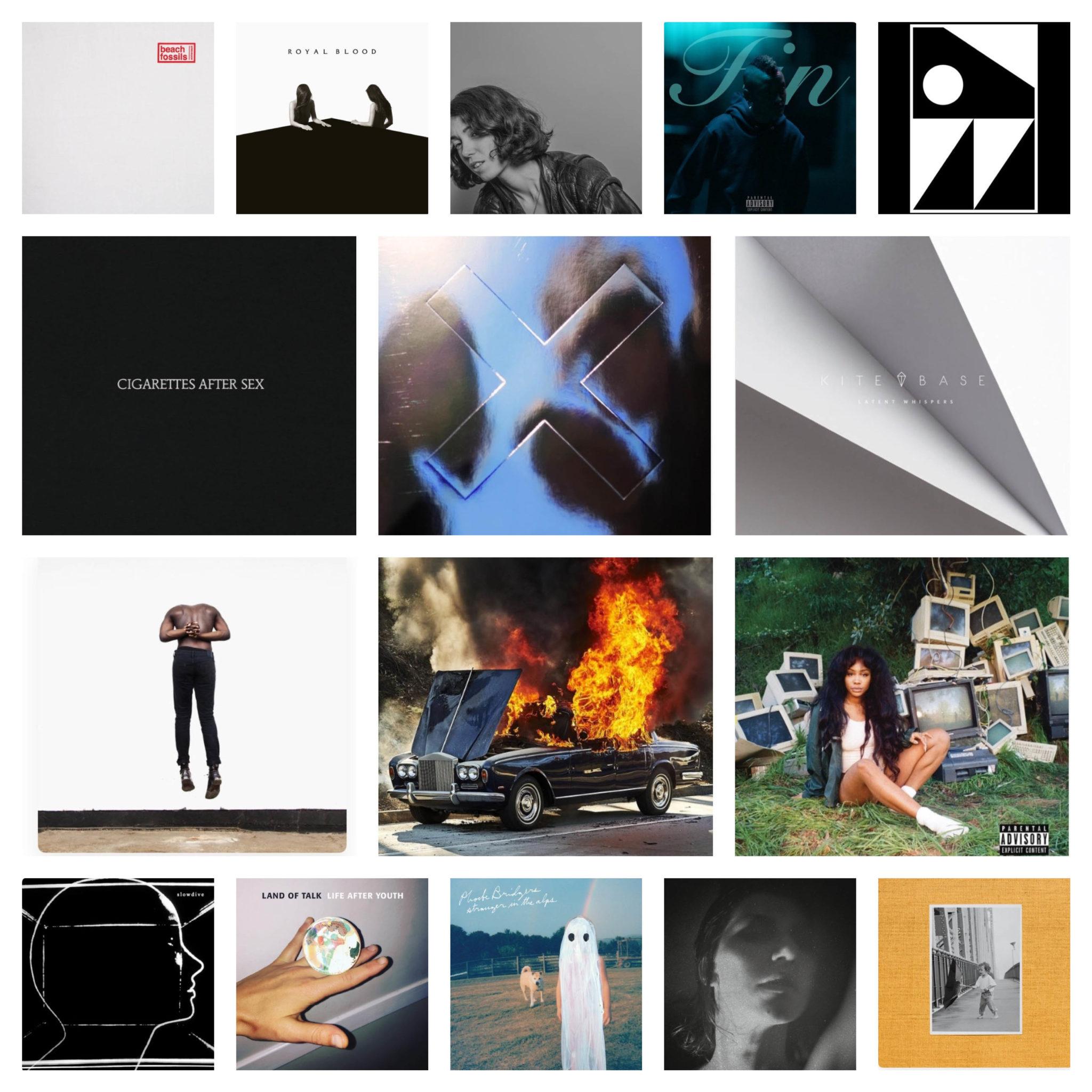 BEST ALBUMS   BEST TRACKS
