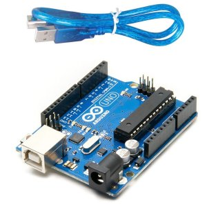 Arduino UNO R3 ATMEGA328P ATMEGA16U2 with Cable