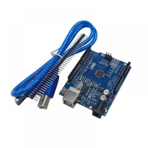 Arduino UNO R3 ATMEGA328 SMD CH340 with Cable