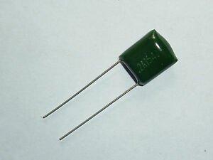 150nf 100V- 154 Mylar Capacitor