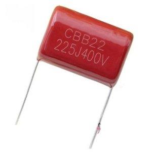 2.2uf 400V - 225 Mylar Capacitor