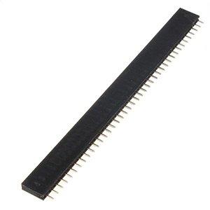 40 Pin Female Header SIL