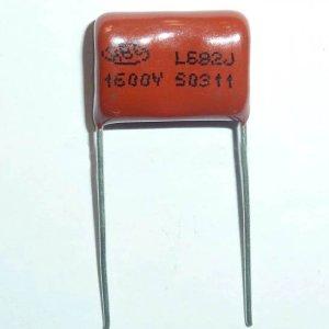 6.8nf 1600V- 682 Mylar Capacitor