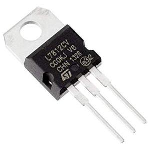 7812 12V Voltage Regulator