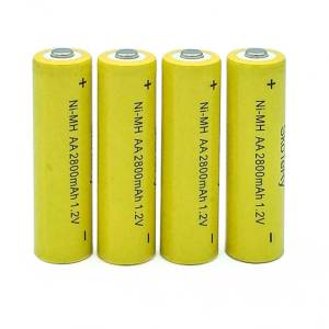 AA 1.2V (1000mAh) Rechargeable Battery