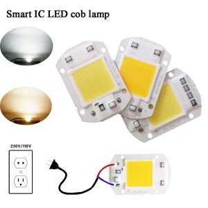 LED COB Chip AC230V 20W 30W 50W