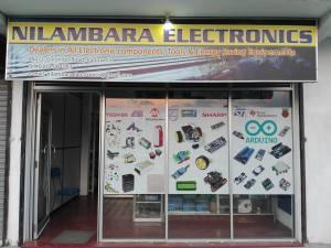 Nilambara Electronics