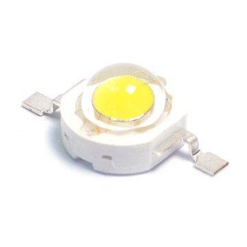 1W Power LED White (Epistar)