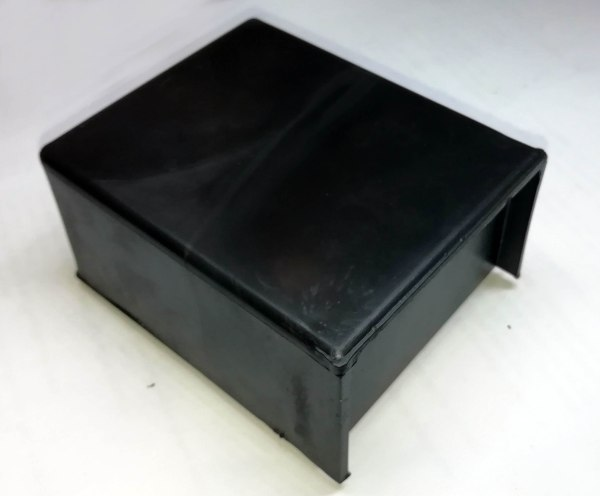 Enclosure Box black 85 x 70 x 42