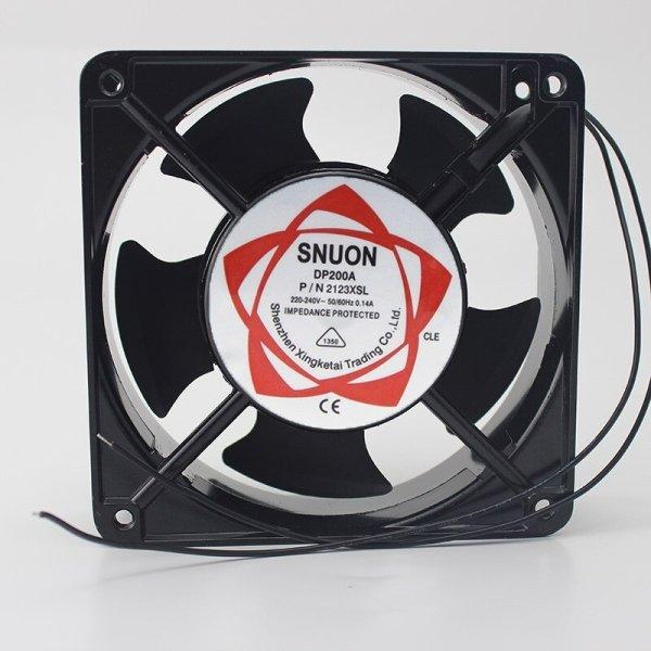 230V AC Cooling Fan 2123HSL (120x120x38)
