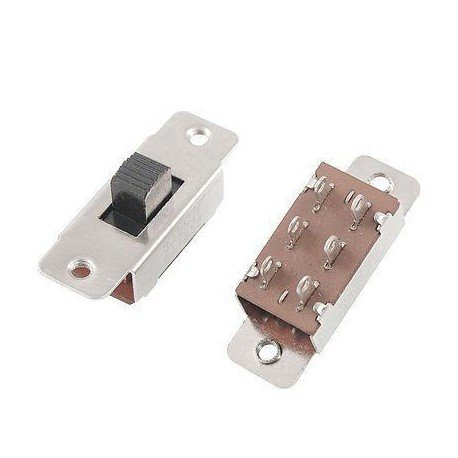 6 Pin ON/OFF Slide Switch (Large) 22mmx13mm